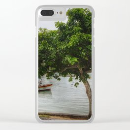 Cap Malheureux, Mauritius Clear iPhone Case