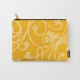 Rejas Yellow Carry-All Pouch