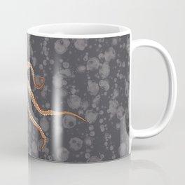 Rad Orange Octopus Coffee Mug