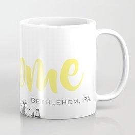 Home Bethlehem, PA  Coffee Mug