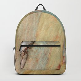 Eucalyptus tree bark Backpack