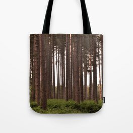Forest Landscape - Nature Photography Tote Bag