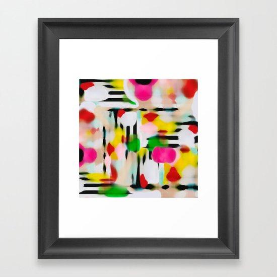 Colour Love Framed Art Print