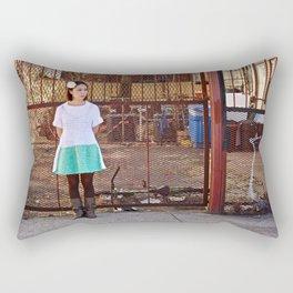 Fuzzy Rectangular Pillow