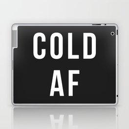 Cold AF Laptop & iPad Skin