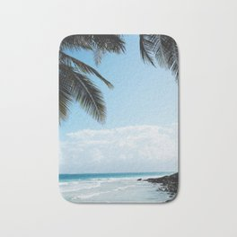 Lazy Afternoons in Tulum, Mexico Bath Mat