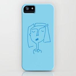 Margot Tenenbaum iPhone Case