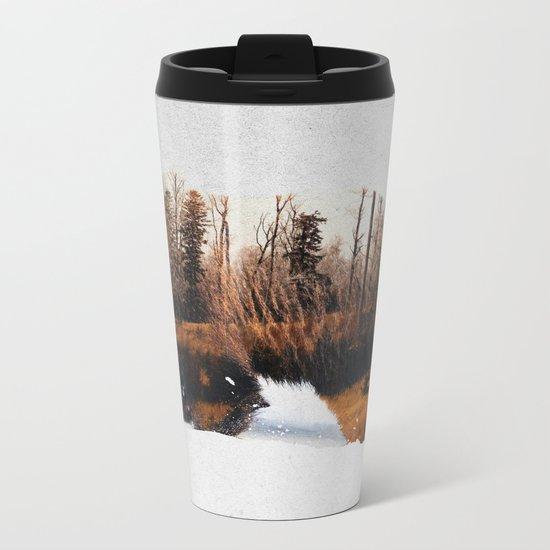 Travelling Bear Metal Travel Mug