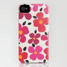 dogwood 4 iPhone (4, 4s) Slim Case