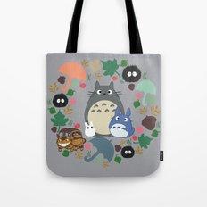 Troll Wreath Tote Bag