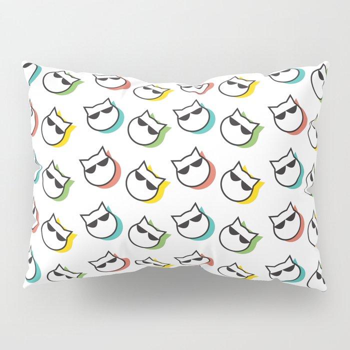 Cool cats Pillow Sham