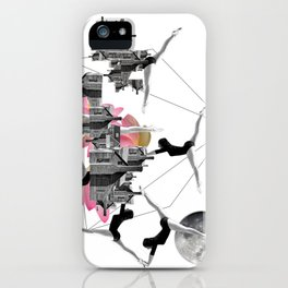 Magical Attack iPhone Case