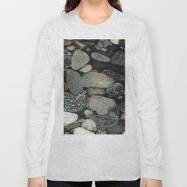 Marble Pebbles Long Sleeve T-shirt