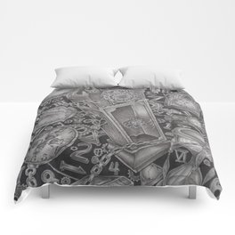 waste of time Comforters