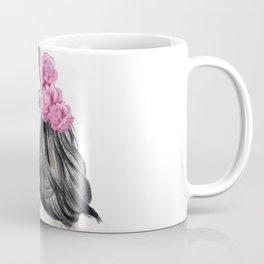 Cindy Crawford Illustration Coffee Mug
