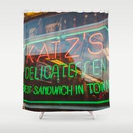Katz III Shower Curtain
