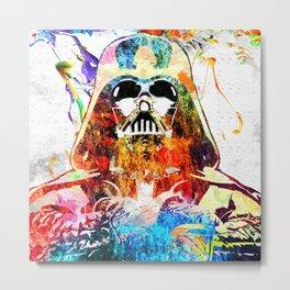 Darth Vader Metal Print