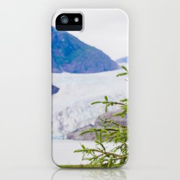 Mendenhall and Tree iPhone Case