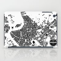 rome iPad Cases featuring ROME by Maps Factory