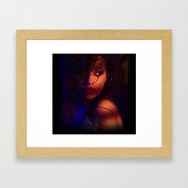 Camila Cabello 3 Framed Art Print