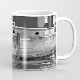 Old Wooden Boat Coffee Mug