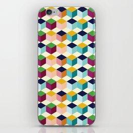 Cube #2 iPhone Skin