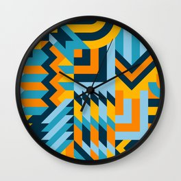 ip 36 Wall Clock