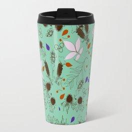 Echinacea mint Travel Mug