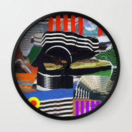blipped Wall Clock