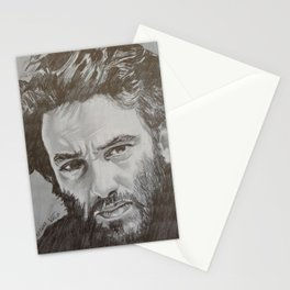 Damien Saez Stationery Cards