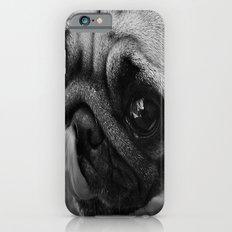 Pug Dog Slim Case iPhone 6s