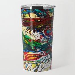 Burora Aorealis Travel Mug