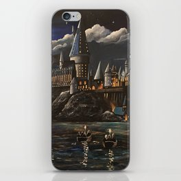 Beautiful Magic Castle iPhone Skin