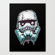 Monster Trooper Canvas Print
