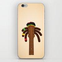reggae iPhone & iPod Skins featuring Reggae by Emir Simsek