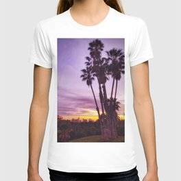 Graffiti Palms T-shirt