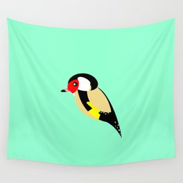 Goldfinch Wall Tapestry