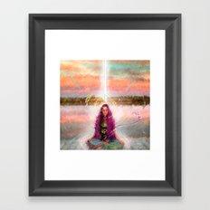 vibratiOhms Framed Art Print