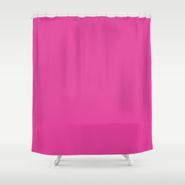 Pony Pink Shower Curtain