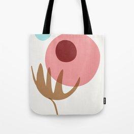 colorful garden zen Tote Bag