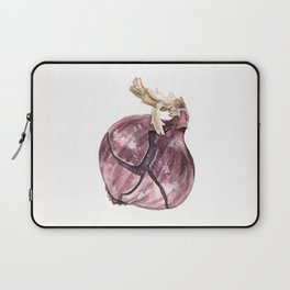 Red Onion Laptop Sleeve