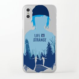 LIFE IS STRANGE Clear iPhone Case