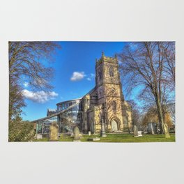 St Barnabus Church Rug