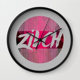 Zilch Wall Clock