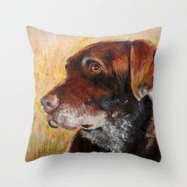 Hank Throw Pillow