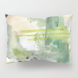 Mossy Design Pillow Sham