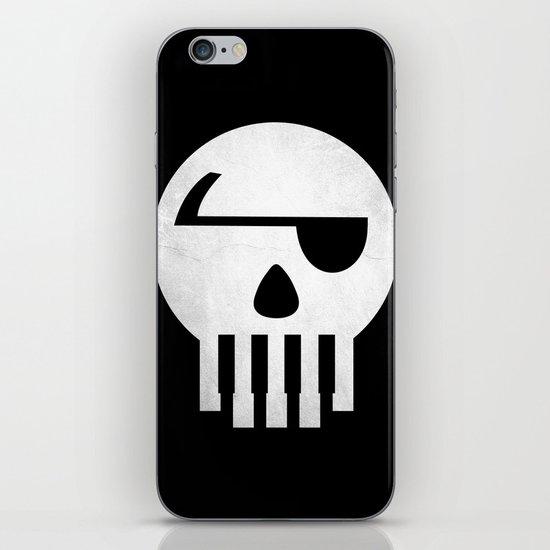 Music Piracy iPhone & iPod Skin