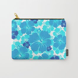 Blue Hawaii Carry-All Pouch