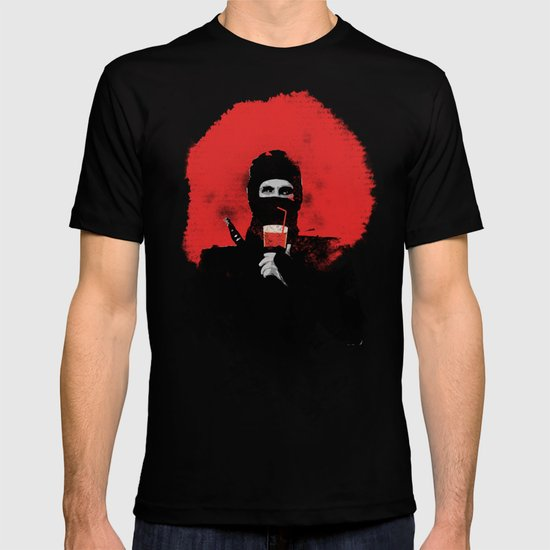 American ninjas like Bloody Mary T-shirt