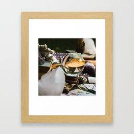 The Altar - 4 Framed Art Print
